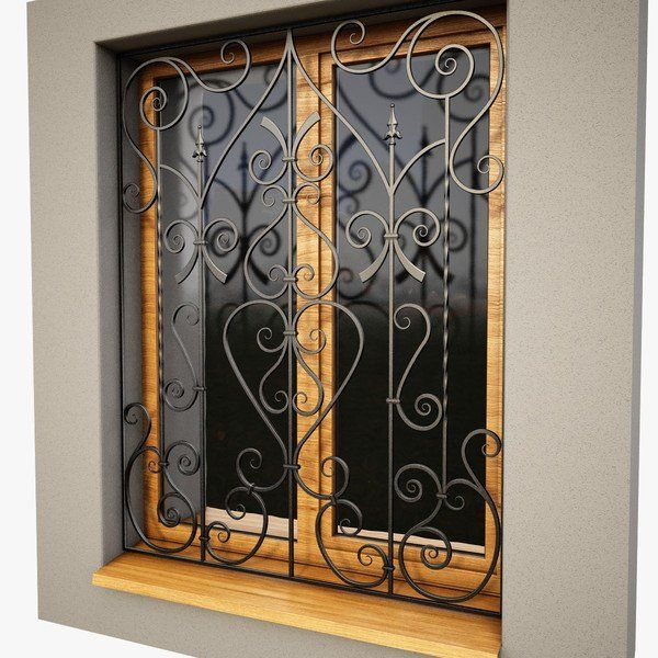 Best Burglar Bars Window Security Bars Decorative Window Bars This Month