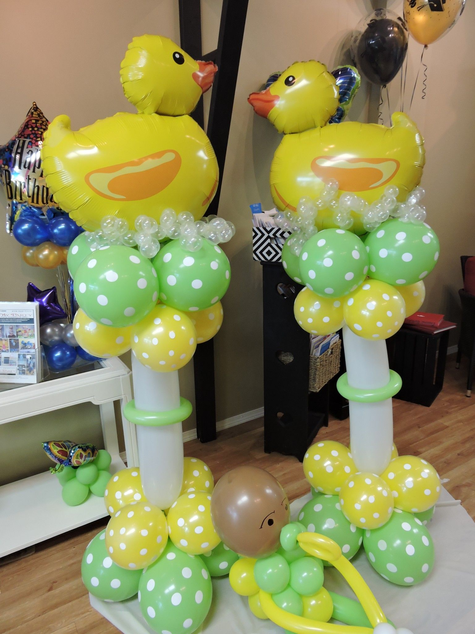 Best Baby Shower Balloon Ideas Time For The Holidays Baby This Month