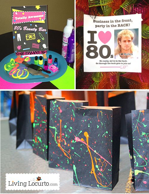 Best 25 Neon Birthday Parties Ideas On Pinterest Neon This Month