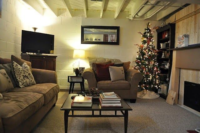 Best Unfinished Basement Decorating Ideas On A Budget Google This Month