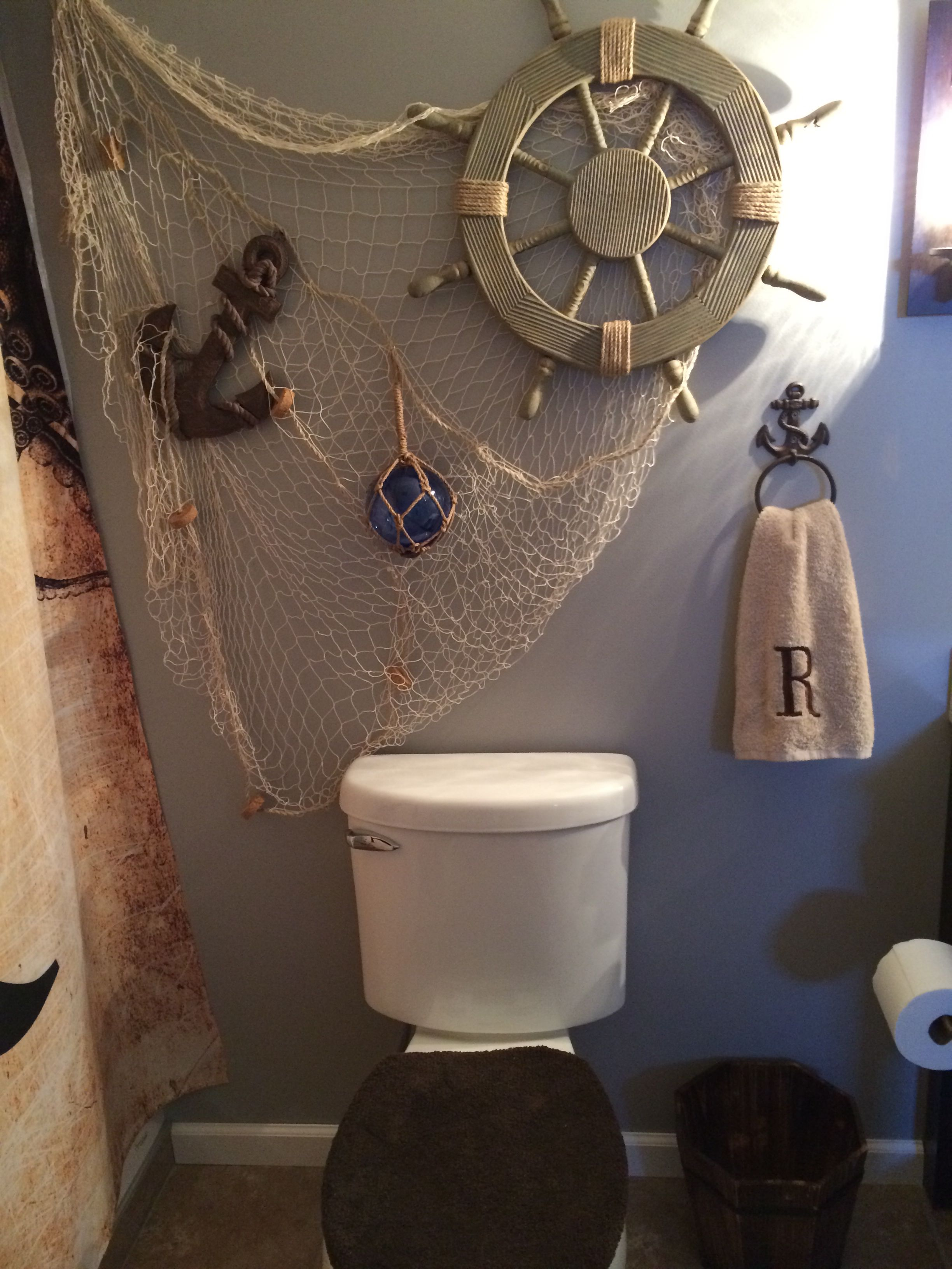 Best Pirate Decor Found At Hobby Lobby Pirate Bathroom Ideas This Month