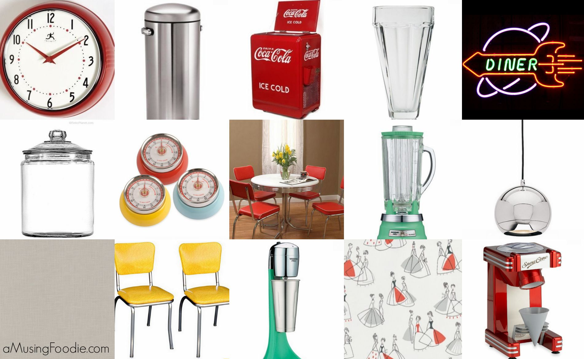 Best 50S Diner Kitchen On Pinterest Diner Kitchen Retro This Month