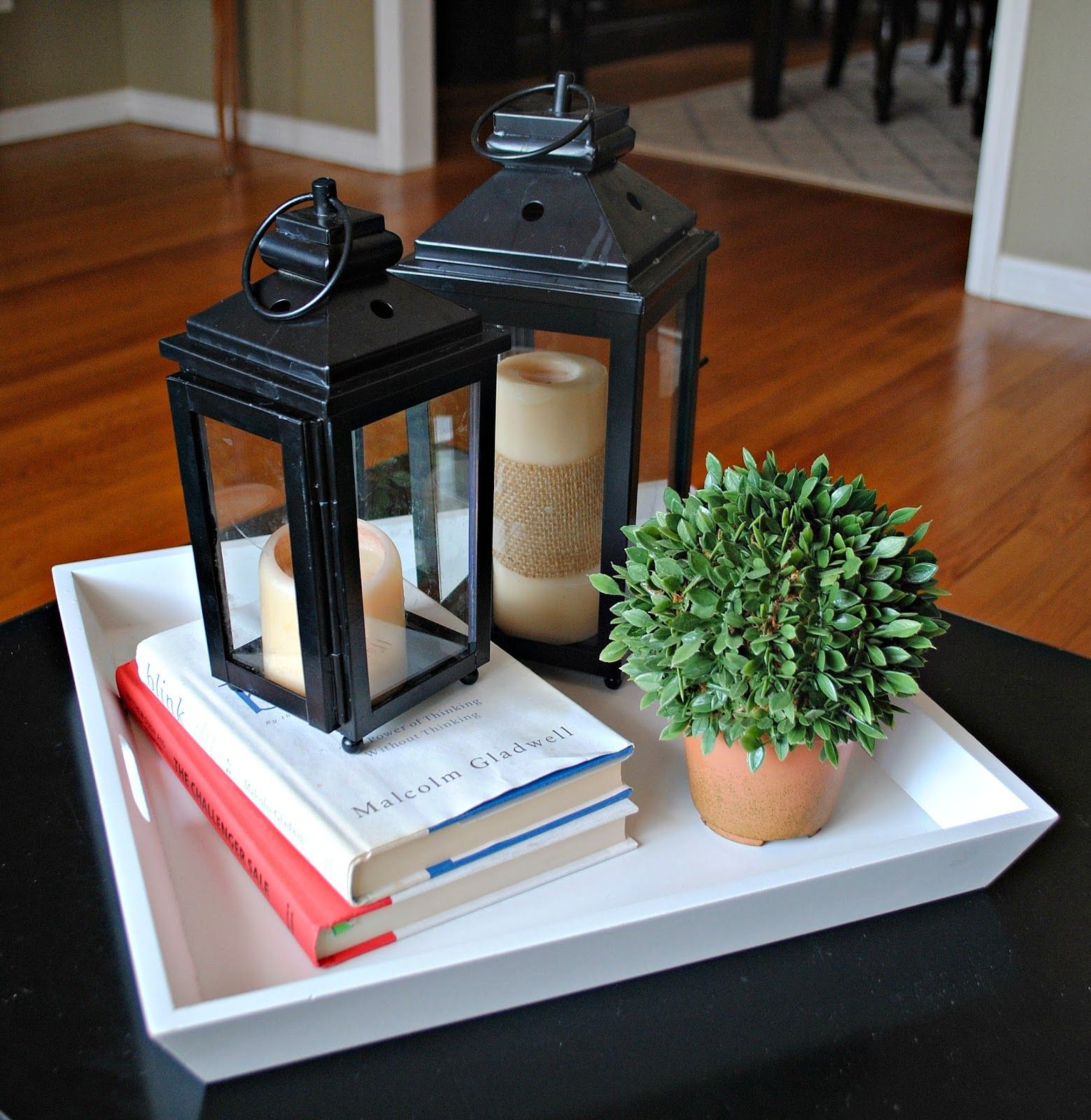 Best Spring Coffee Table Vignette Diy Coffeetable Homedecor This Month