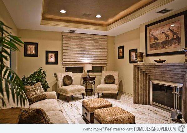 Best 17 Awesome African Living Room Decor African Living This Month