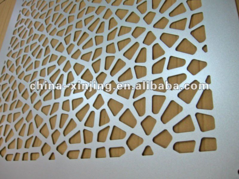 Best Decorative Perforated Metal Screen Panel Aluminum Wall This Month
