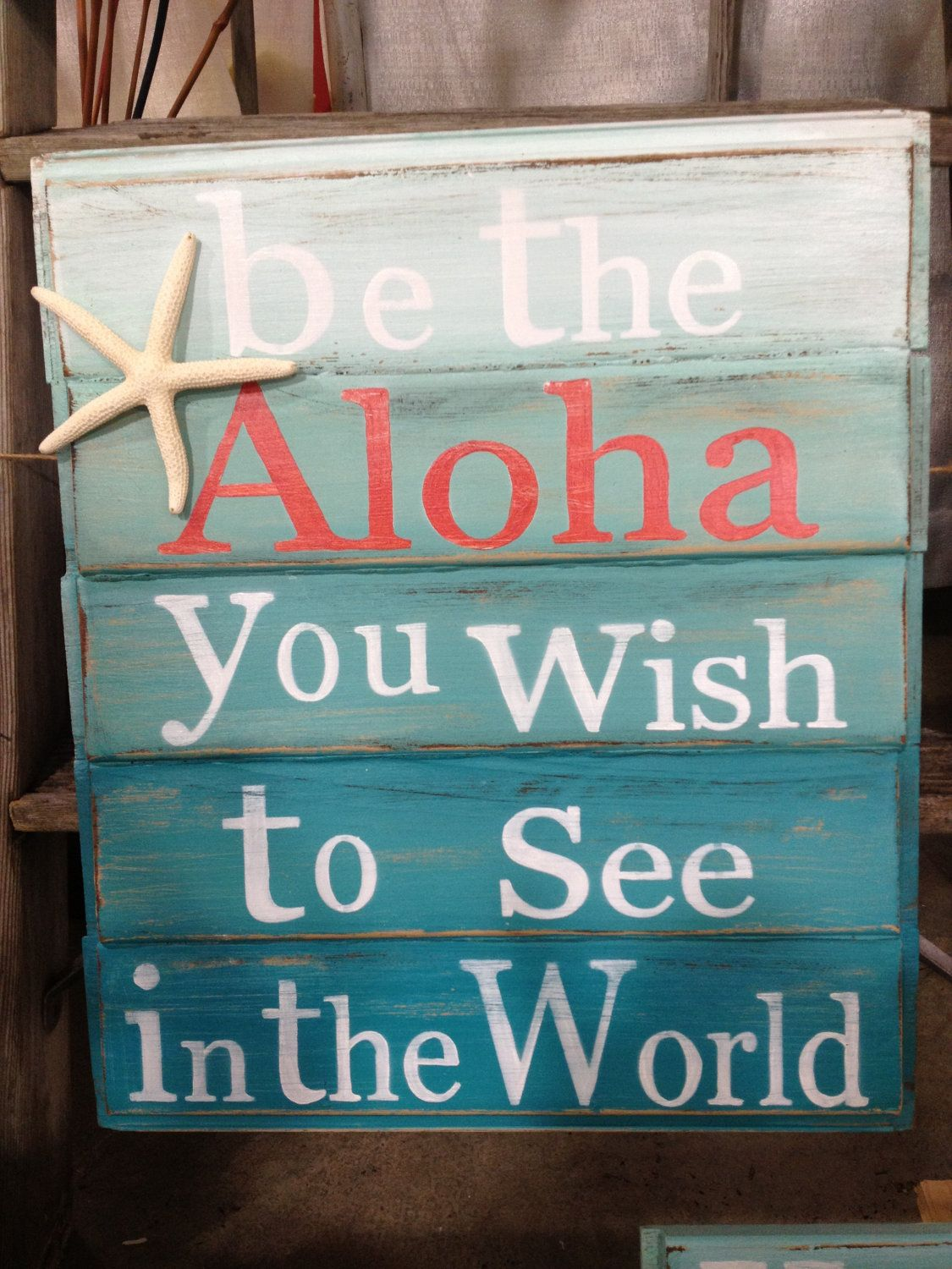 Best Beach Wooden Signs Be The Aloha You Wish To See In The This Month