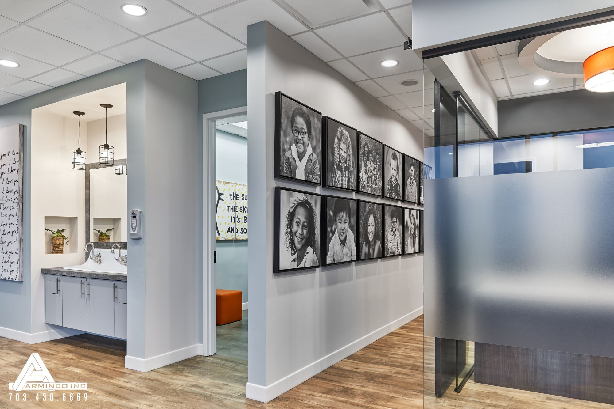 Best Simple And Modern Spacious Office Dental Office Design By This Month