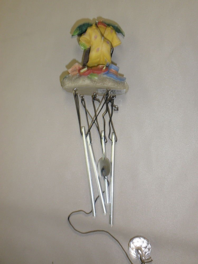 Best Mayrich Company Seaside Beach Shirt Wind Chime 5342 2 This Month