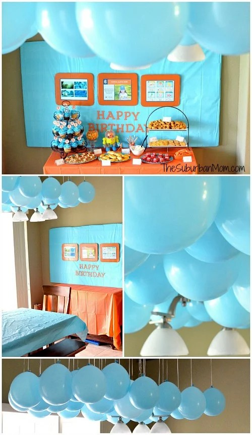 Best Octonauts Birthday Party Decorations Ideas Diy Party This Month