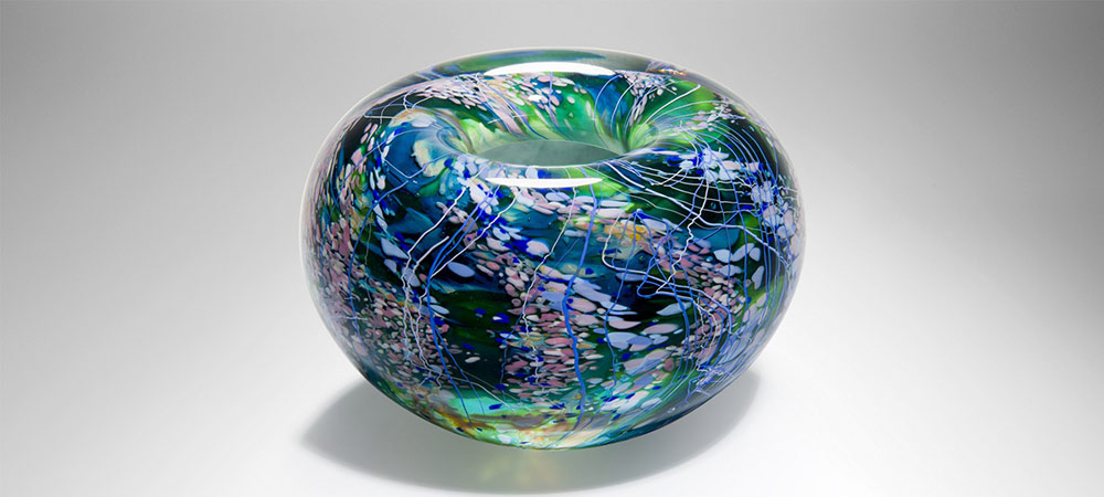 Best Blue Decorative Bowl Highgrove Bowl By Peter Layton This Month