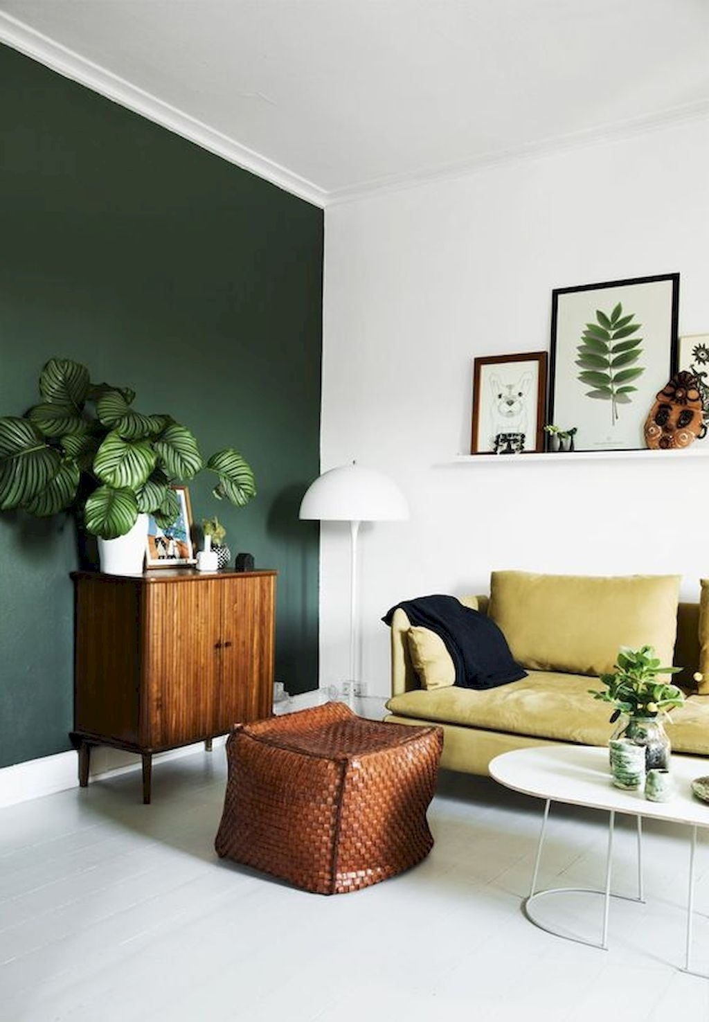 Best 15 Photos Green Wall Accents This Month