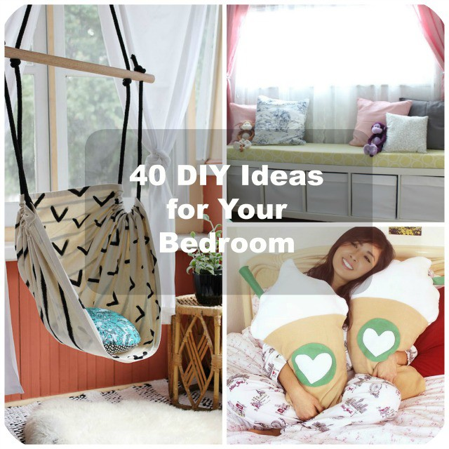 Best 40 Diy Bedroom Decorating Ideas This Month