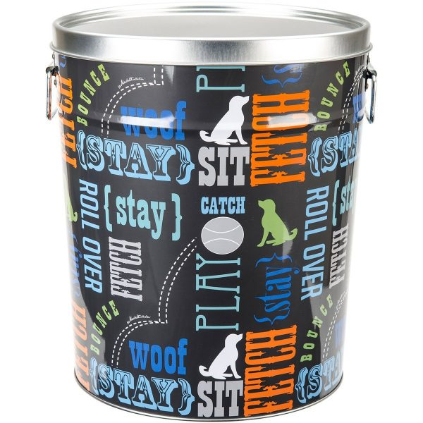 Best Top 5 Best Metal Dog Food Containers To Try Dogvills This Month