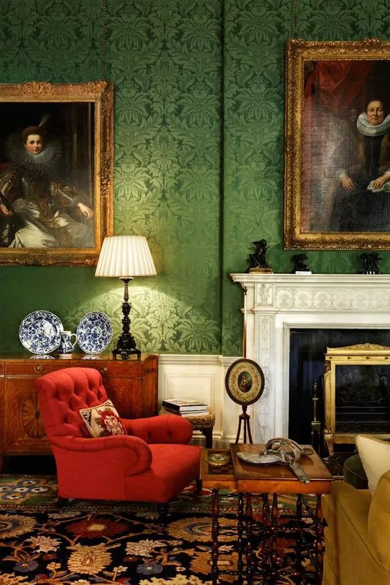 Best 27 Daring Red And Green Interior Décor Ideas Digsdigs This Month
