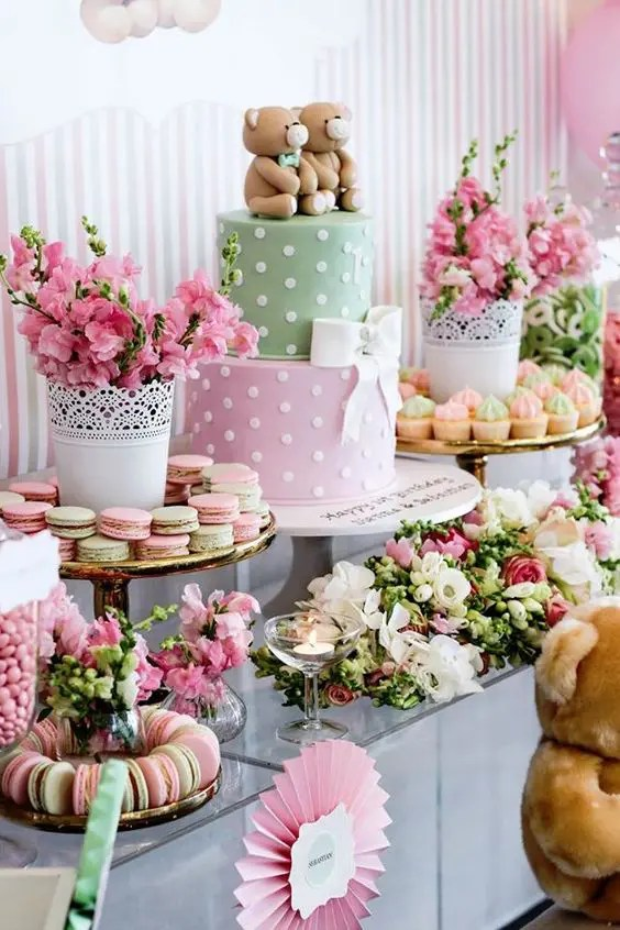 Best 49 Cute Baby Shower Dessert Table Décor Ideas Digsdigs This Month