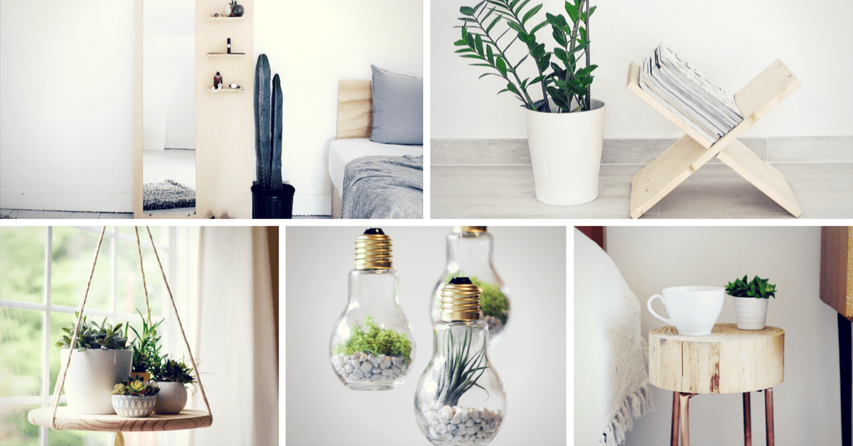 Best 17 Easy Diy Home Decor Craft Projects Homelovr This Month