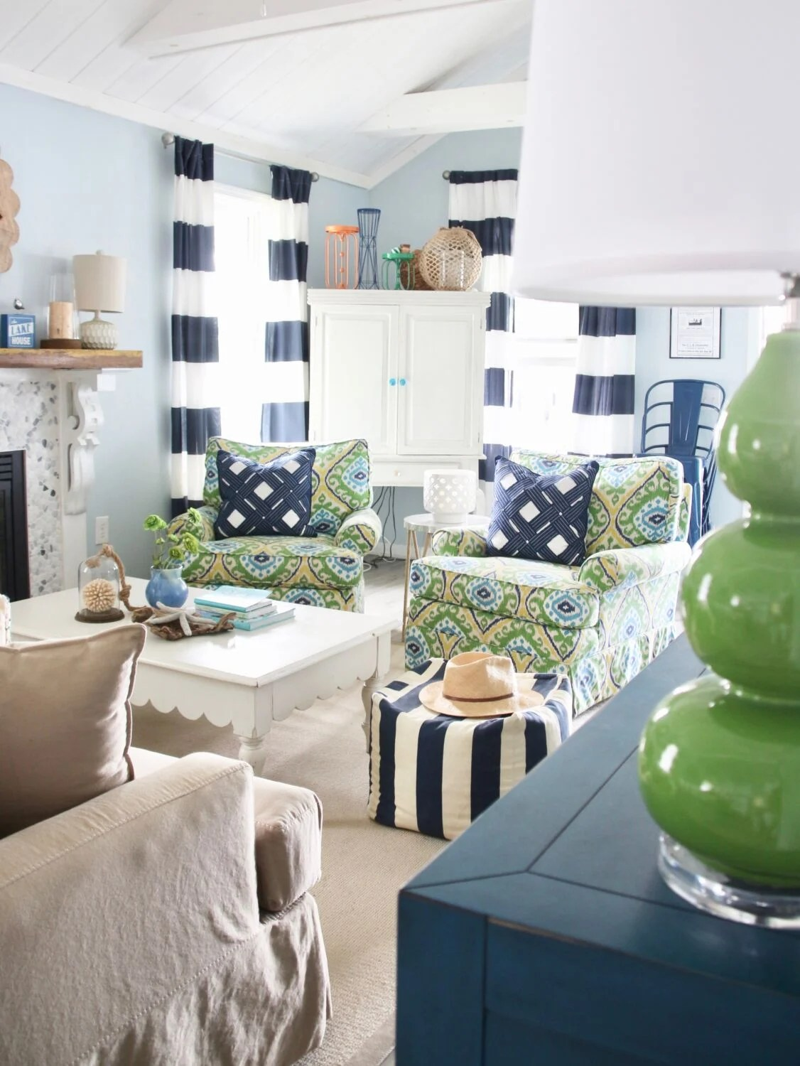 Best Making A Splash Down At The Lake With New Nautical Decor This Month