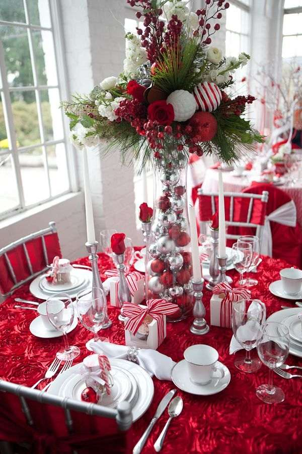 Best Christmas Centerpieces – Festive Table Decoration Ideas This Month