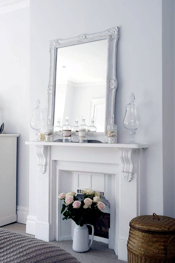 Best Decorate The Unused Fireplace In The Living Room – 20 This Month
