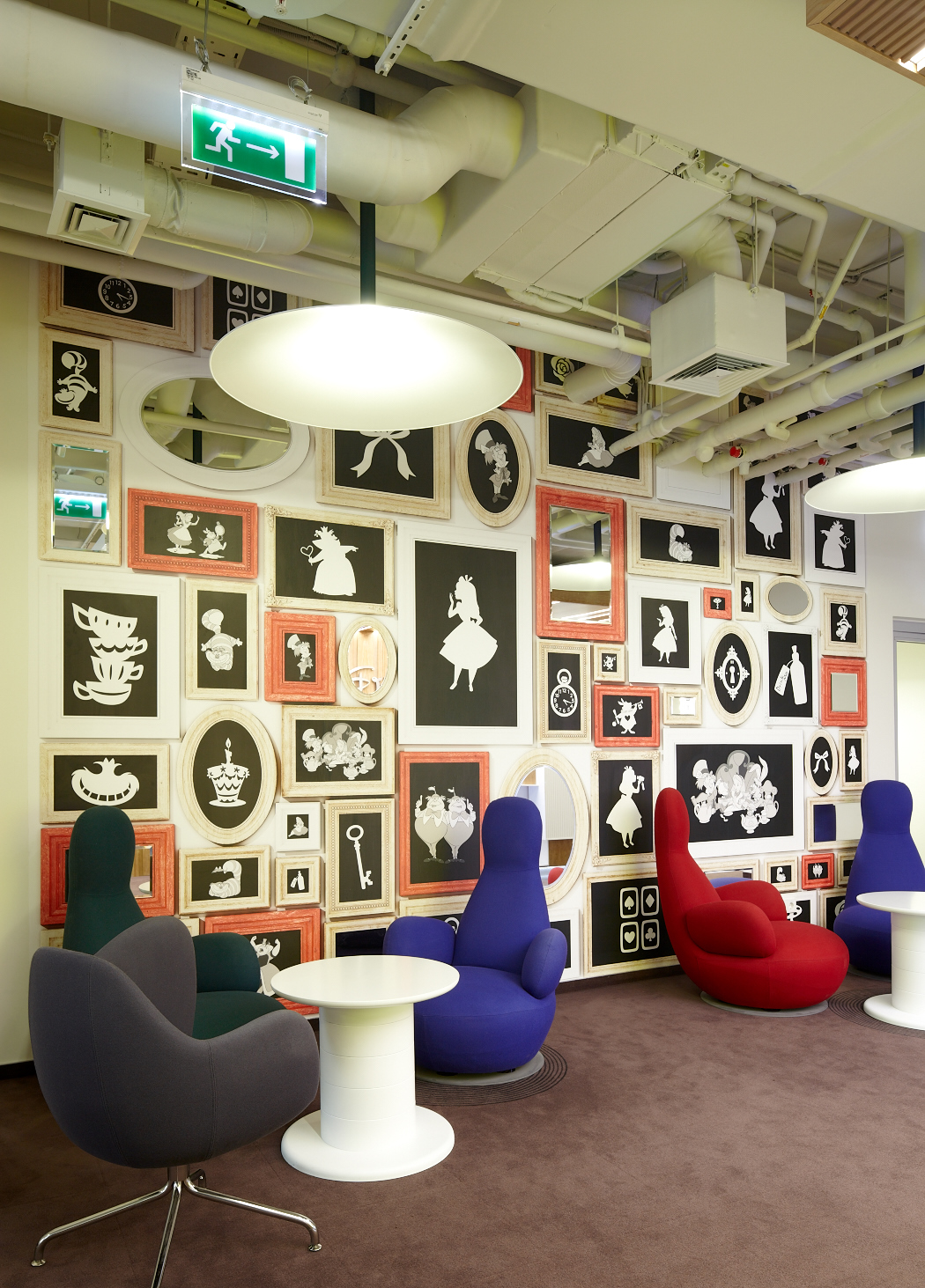 Best Disney's Moscow Offices By Unk Project Officelovin This Month