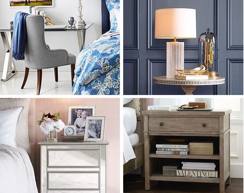 Best 7 Stylish Bedside Table Decor Ideas Pottery Barn This Month