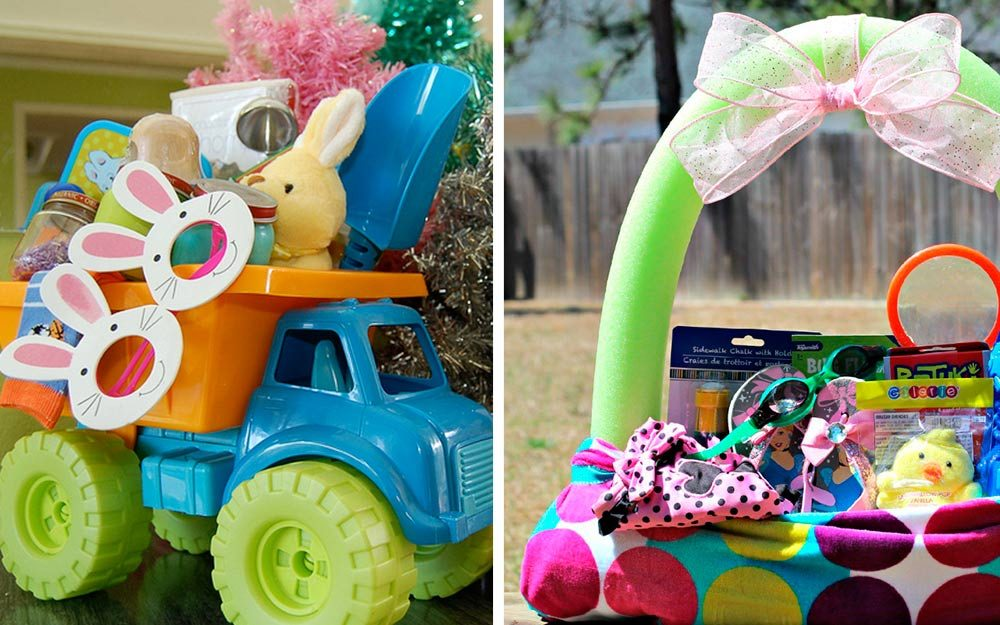 Best 15 Easter Basket Ideas That Are Easy Fun Creative This Month