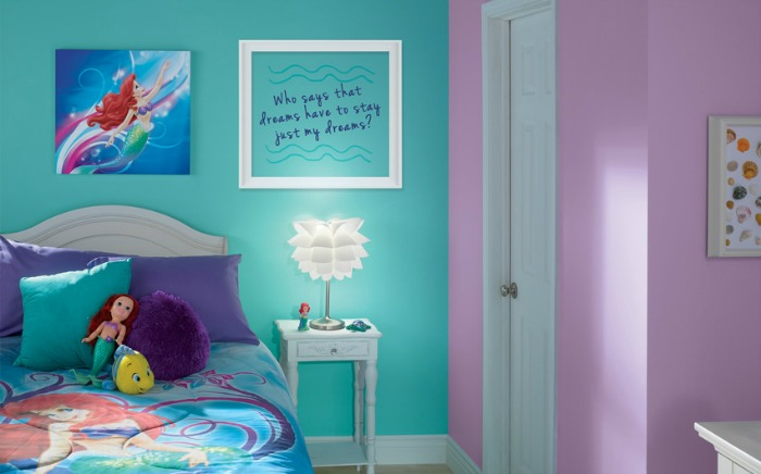 Best Little Mermaid Bedroom Decor Colors And Ideas Renocompare This Month