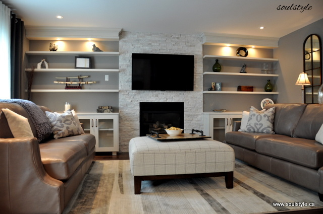 Best Family Room Design Renovation This Month