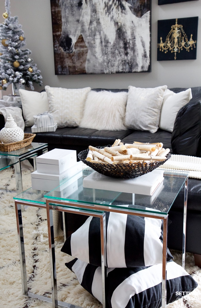 Best Christmas Family Room Decor Ideas Setting For Four This Month