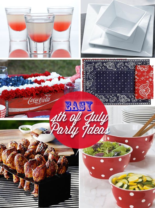Best Easy Cheap 4Th Of July Party Ideas Skimbaco Lifestyle This Month