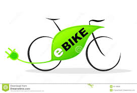 E-bike stock illustration. Illustration of transportation - 35143858