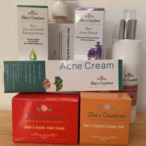 Acne/pimples package