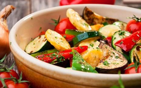 لفقدان الوزن الزائد : كن نباتياً مرة في الأسبوع
