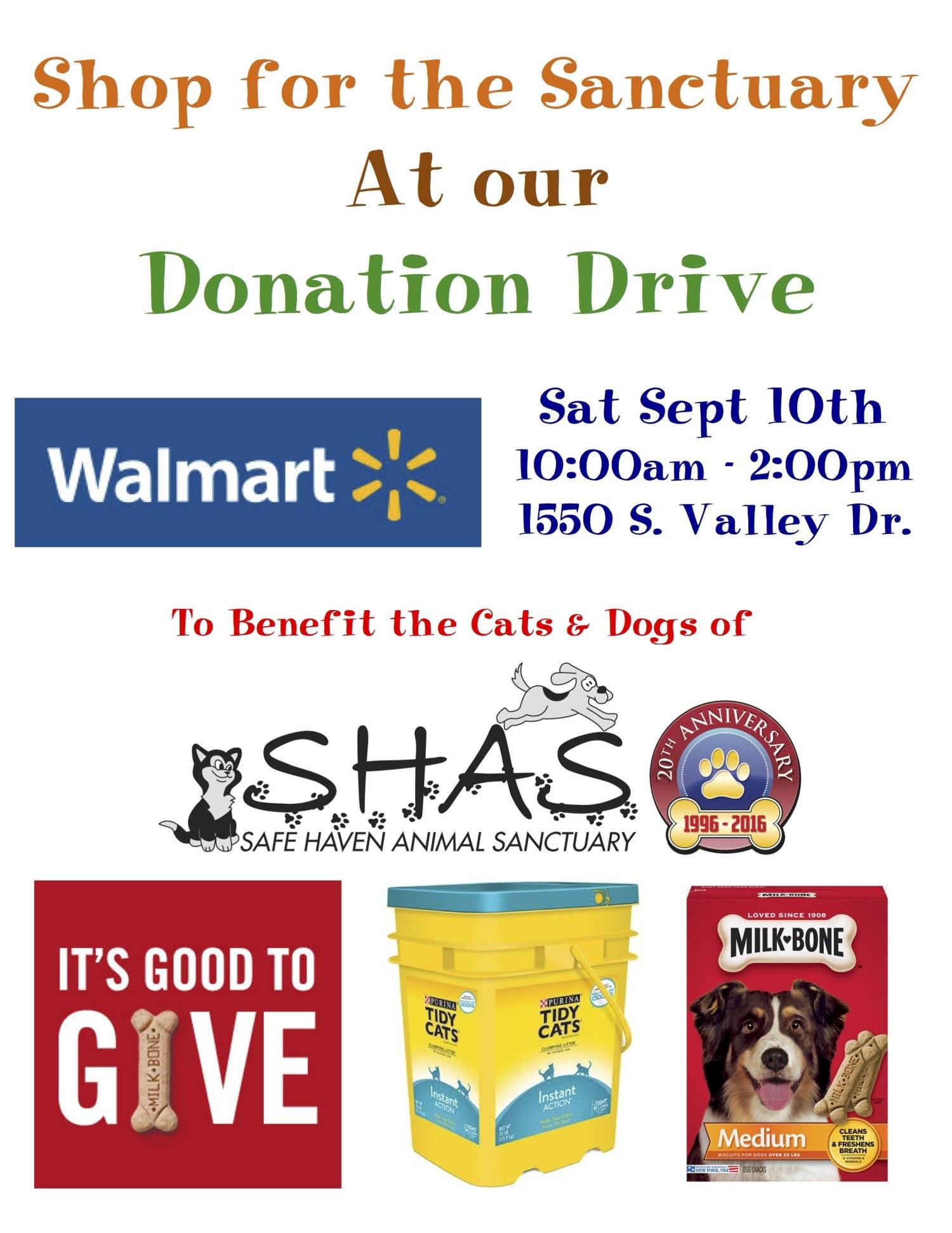 Walmart Don Event 9-10-16