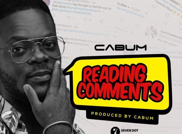 Photo of Cabum – Reading comments ( Prod. by Cabum )