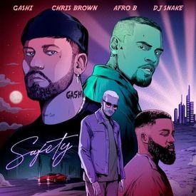 Photo of DOWNLOAD: Gashi – Safety 2020 (Ft Chris Brown, Afro B & DJ Snake