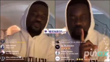 Video Of Sarkodie Jamming To Yaa Pono's 1957 Hit Song Word To Word Goes Viral