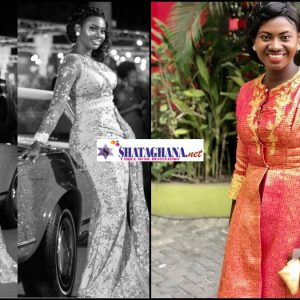 Ghanaian Actress Martha Ankomah Brightens Social Media With Her Latest Pictures & Ghanaians Are Loving It