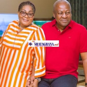 Ex President, Mahama and Wife Celebrate 28th Marriage Anniversary With This Lovely Photos   Check Them Out