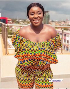 24 Times Maame Serwaa Displayed Hot Bodies in African Print