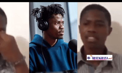 Old video of Kwesi Arthur rapping when he had no money pops up