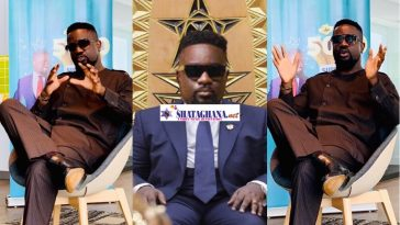 Sarkodie to contest for presidency in 2024