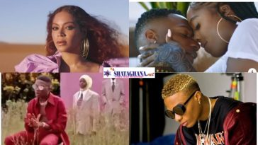 (Official video) Beyoncé Brown Skin Girl ft. Blue Ivy, SAINt JHN, WizKid