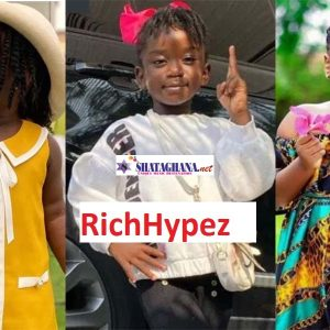 Top 10 most popular Ghanaian celebrity kids in 2020