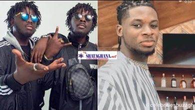 Photo of 'Kuami Eugene should learn how to talk well' – DopeNation replies Kuami Eugene
