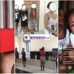Here's the live Instagram video that land 4 Rwandese slay queens in jail (VIDEO)