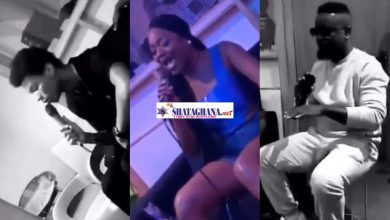 Photo of Efya And Kidi Give A Splendid Performance At Sarkodie's Rehearsals For His Upcoming Concert