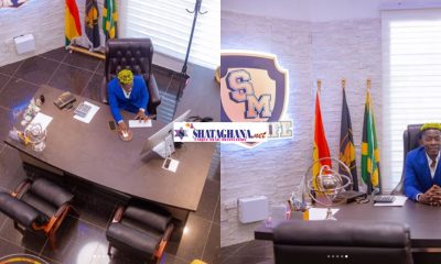 'What you dream of today will come to pass only if you work towards it' - Shatta Wale