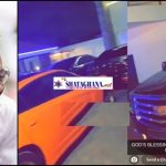 Video: Shatta Wale Shows Off His Brand New Escalade A Few Hours After Flaunting His Diamond Rolex Watch
