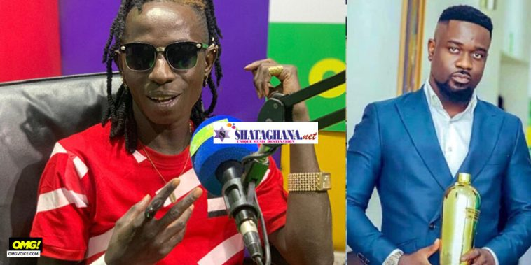 Greedy People Deserve 'Feeding Bottles' As Awards, Patapaa Jabs Sarkodie